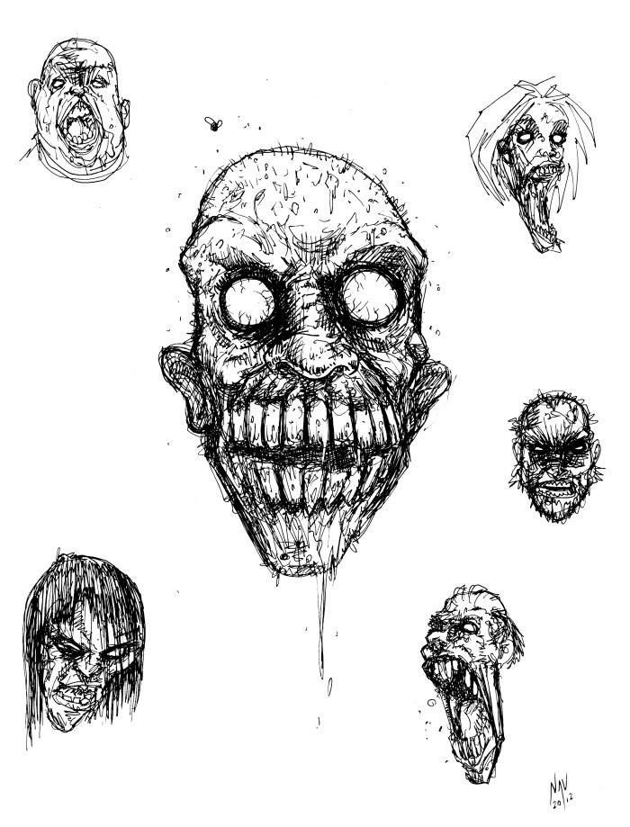 Zombies Sample