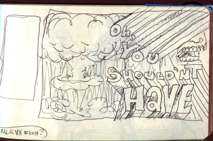 FWACATA Sketchbook 122