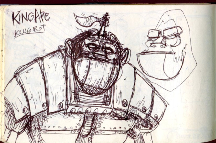FWACATA Sketchbook 124