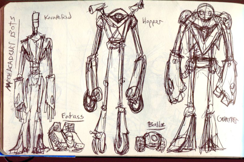 FWACATA Sketchbook 126