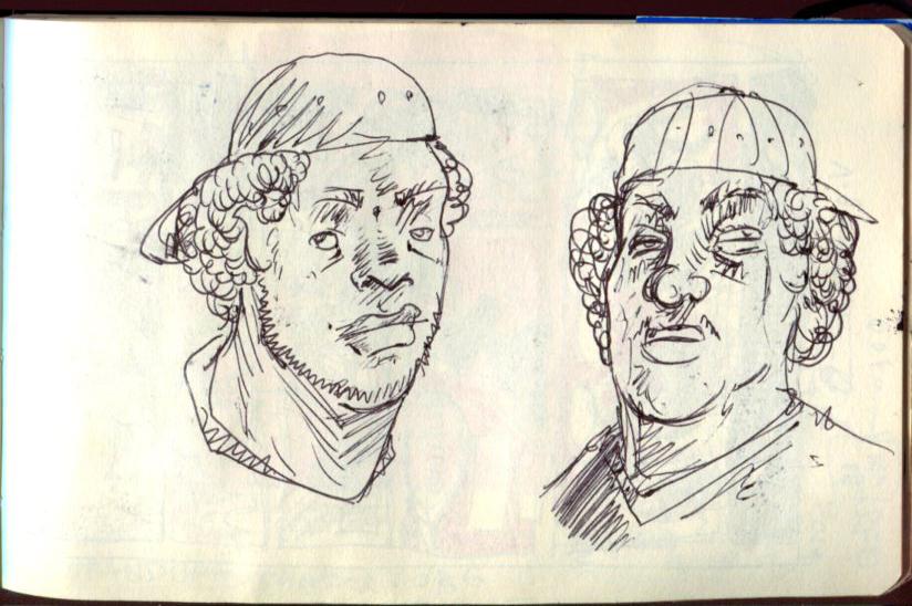 FWACATA Sketchbook 127