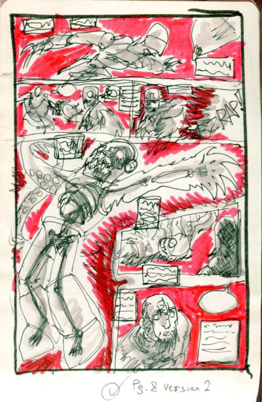 FWACATA Sketchbook 130