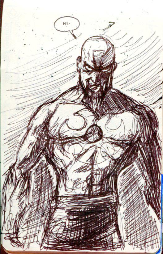 FWACATA Sketchbook 134