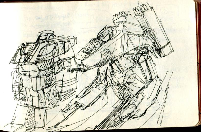 FWACATA Sketchbook 136