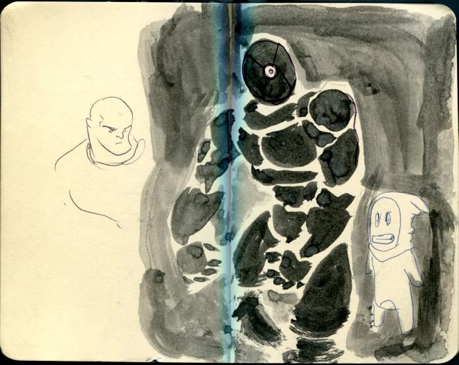 FWACATA Sketchbook 142