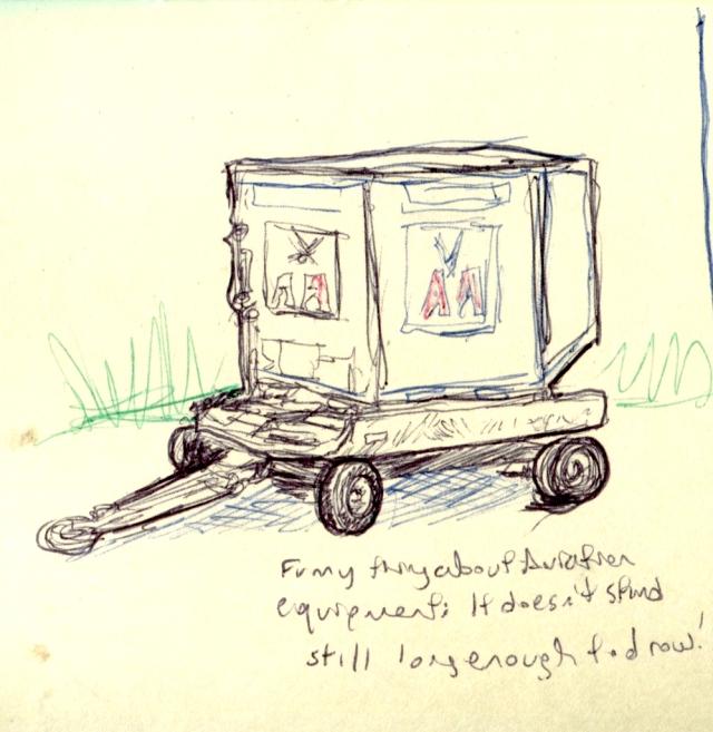 FWACATA Sketchbook 145