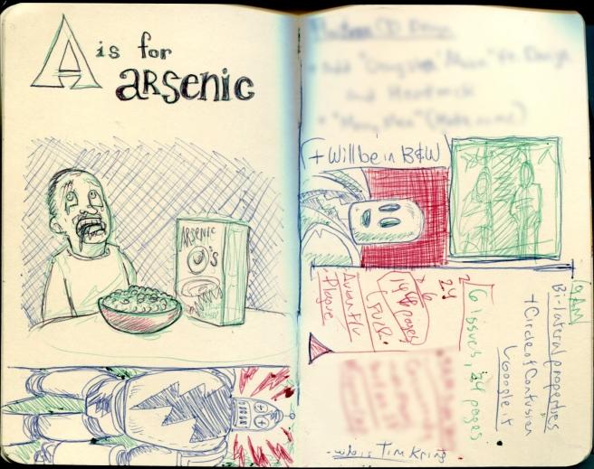 FWACATA Sketchbook 146