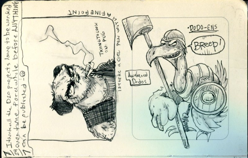 FWACATA Sketchbook 170