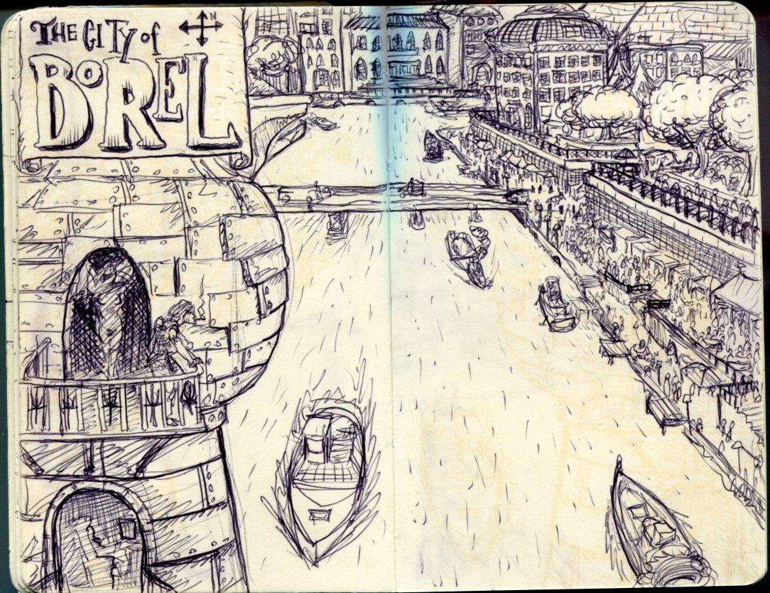 FWACATA Sketchbook 187