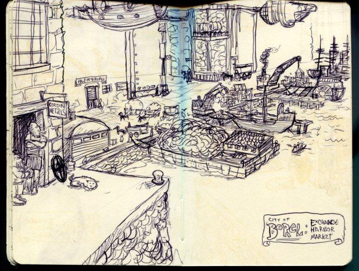 FWACATA Sketchbook 188