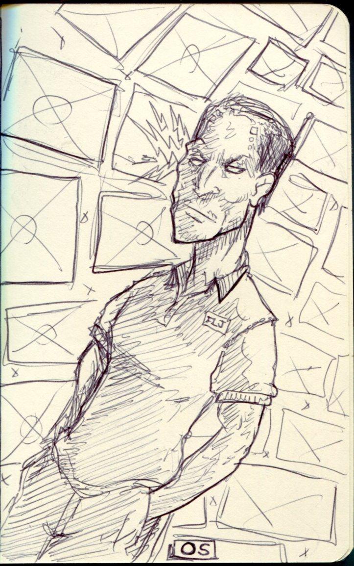 FWACATA Sketchbook 189