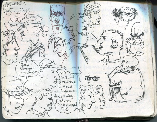 FWACATA Sketchbook 214