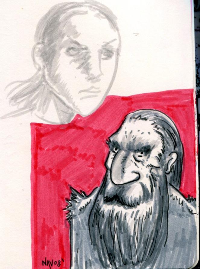 FWACATA Sketchbook 228