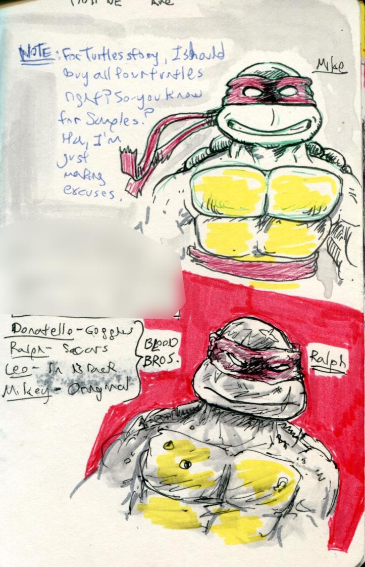 FWACATA Sketchbook 239