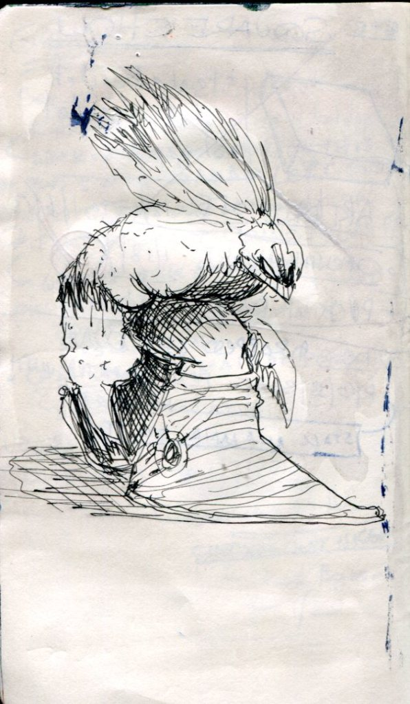 FWACATA Sketchbook 283