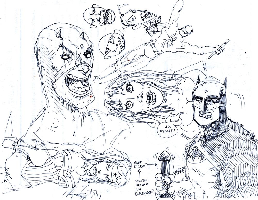FWACATA Sketchbook 306