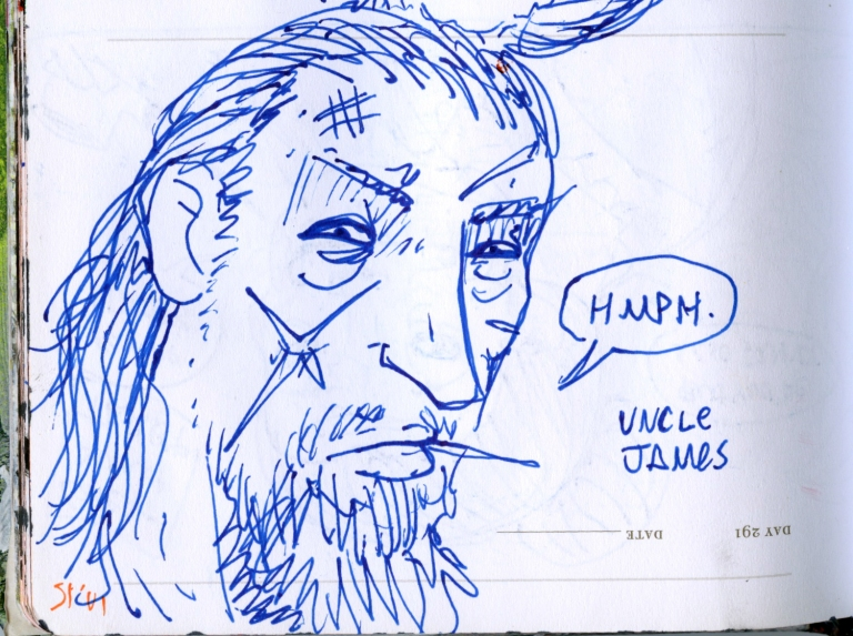 Sketchbook Stuff 18