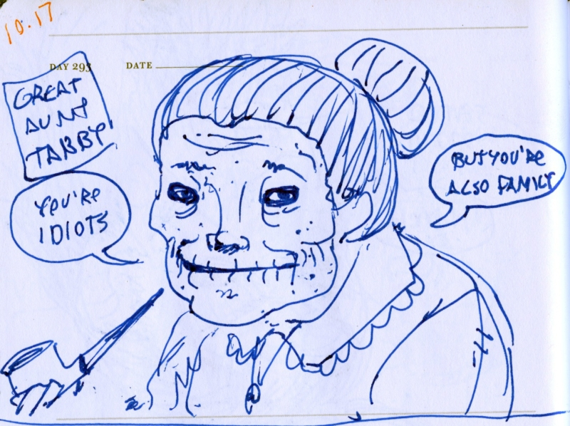 Sketchbook Stuff 22