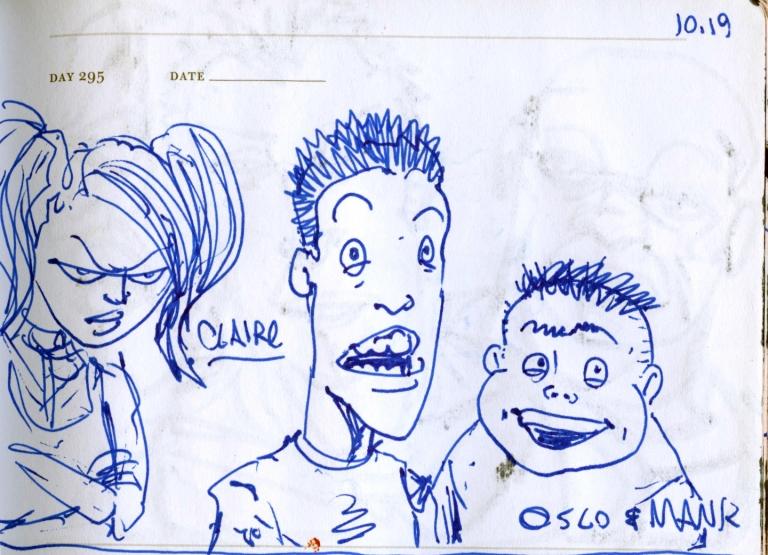 Sketchbook Stuff 23