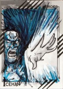 Marvel Retro Cards 1