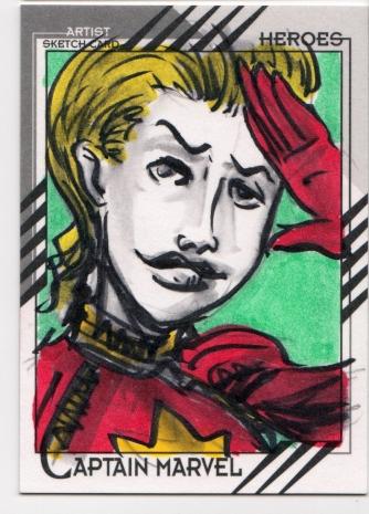 Marvel Retro Cards 11