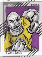 Marvel Retro Cards 12