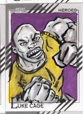 Marvel Retro Cards 12