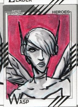 Marvel Retro Cards 13