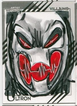 Marvel Retro Cards 14