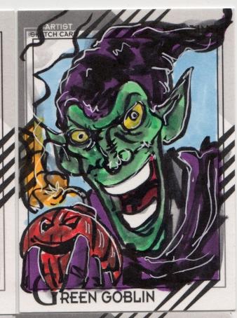 Marvel Retro Cards 15