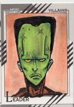 Marvel Retro Cards 16