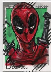 Marvel Retro Cards 17