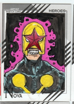 Marvel Retro Cards 18