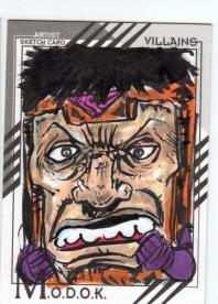 Marvel Retro Cards 19