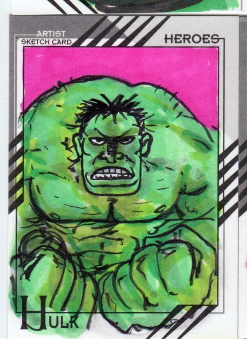 Marvel Retro Cards 20
