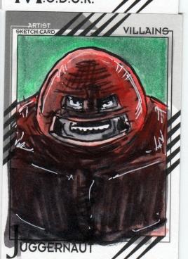 Marvel Retro Cards 22