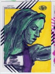Marvel Retro Cards 23