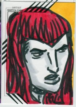 Marvel Retro Cards 25