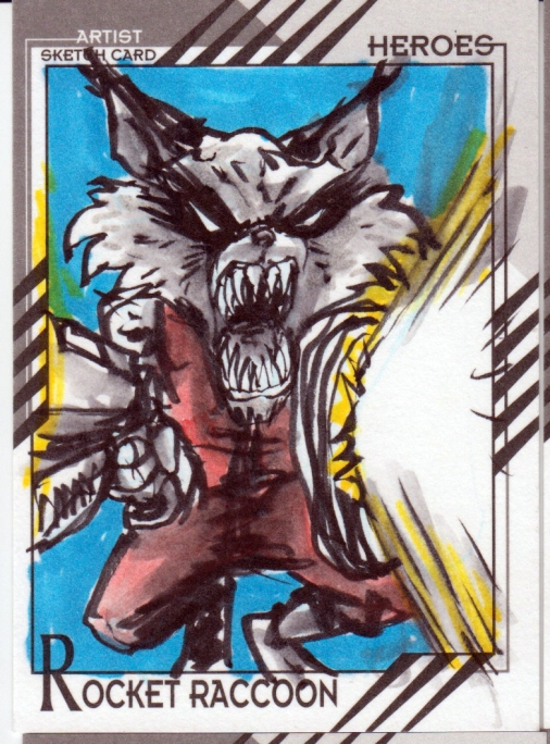 Marvel Retro Cards 26