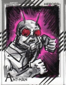 Marvel Retro Cards 27