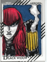 Marvel Retro Cards 28