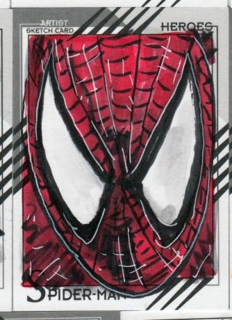 Marvel Retro Cards 30