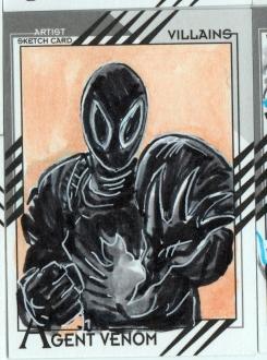 Marvel Retro Cards 32