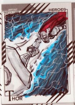 Marvel Retro Cards 33
