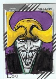 Marvel Retro Cards 34