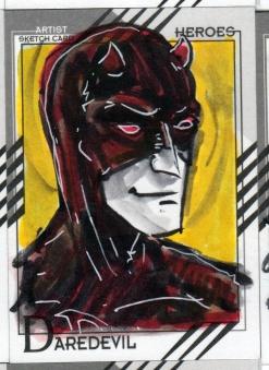 Marvel Retro Cards 38