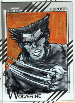 Marvel Retro Cards 39