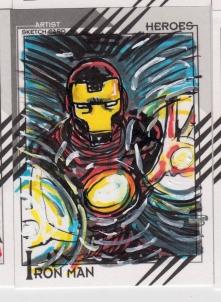 Marvel Retro Cards 42