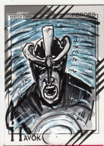 Marvel Retro Cards 43