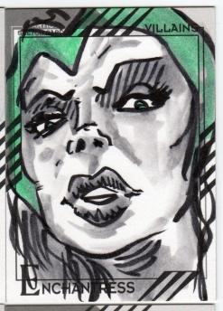 Marvel Retro Cards 45